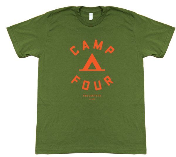 Camp4 Collective T-shirt / Camp