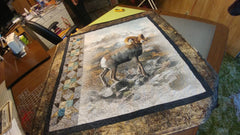 Call of the Wild Bighorn Sheep Panel