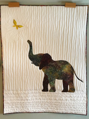 Barbara Persing Babyhood Elephant by Jody