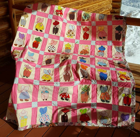 Special Grandmother's Quilt