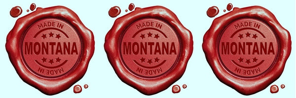 Certifiede Made in Montana Products