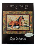 Toni Whitney Design Lazy Days Applique Quilt Pattern