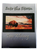 Toni Whitney Design Into the Storm Applique Quilt Pattern - Beaverhead Treasures LLC