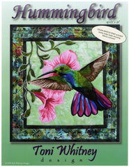 Toni Whitney Design Hummingbird Applique Quilt Pattern