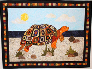 BJ Designs & Patterns Talulah Applique Quilt Pattern - Beaverhead Treasures LLC