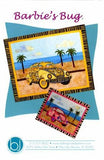 BJ Designs & Patterns Barbie's Bug Applique Quilt Pattern