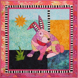 BJ Designs & Patterns McGregor Applique Quilt Pattern - Beaverhead Treasures LLC