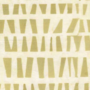 Fresh Water Java Batik Softies Geometric Butter Cream Batik - Beaverhead Treasures LLC
