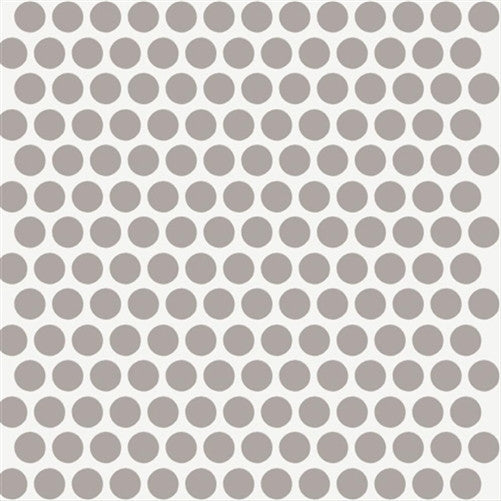 Birch Fabrics Dottie Shroom Organic Cotton Fat Quarter Gender Neutral