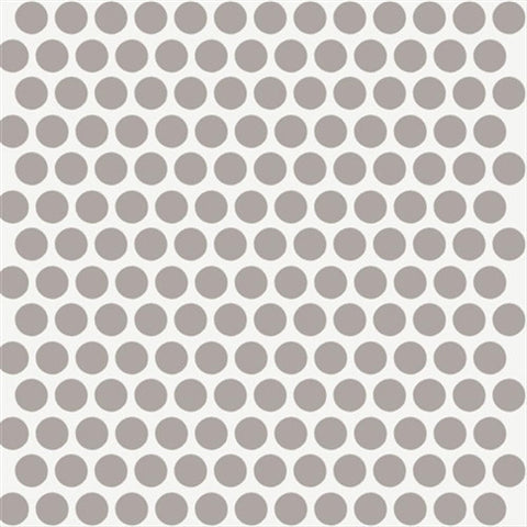 Birch Fabrics Dottie Shroom Organic Cotton Fabric by the Yard Gender Neutral Mod Basics Collection