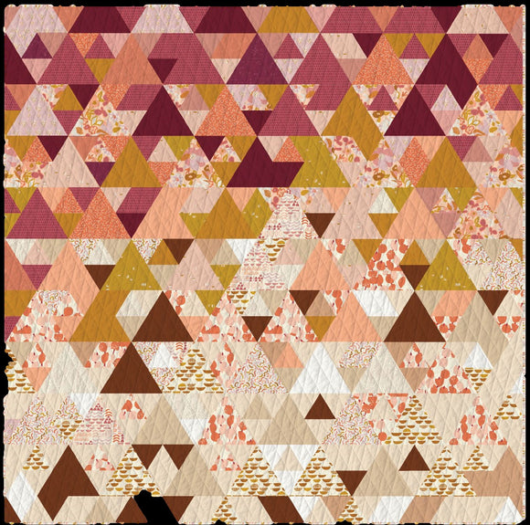 Desert Sunset for Art Gallery Fabrics Free Pattern Download
