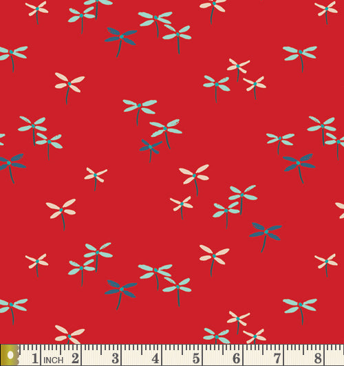 Art Gallery Fabrics Everlasting Flutter Buds Cotton Fabric EVR-86554