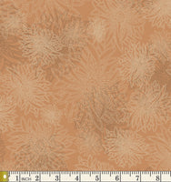 Art Gallery Fabrics Floral Elements Mocha Blender Cotton Fabric FE-526-Mocha