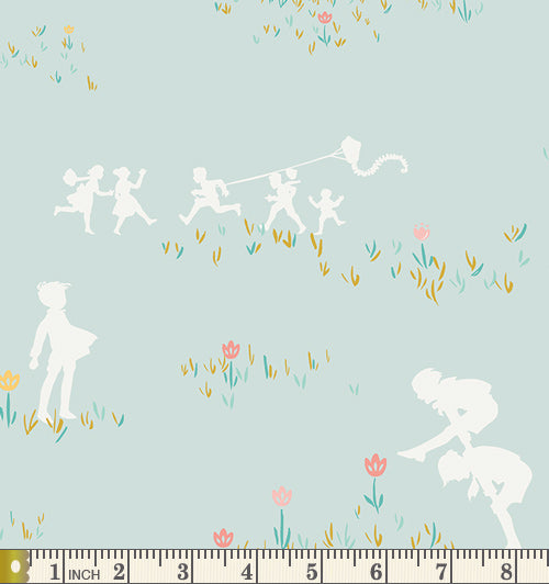 Art Gallery Fabrics Reverie Fusions Spy Reverie Cotton Fabric FUS-R-805