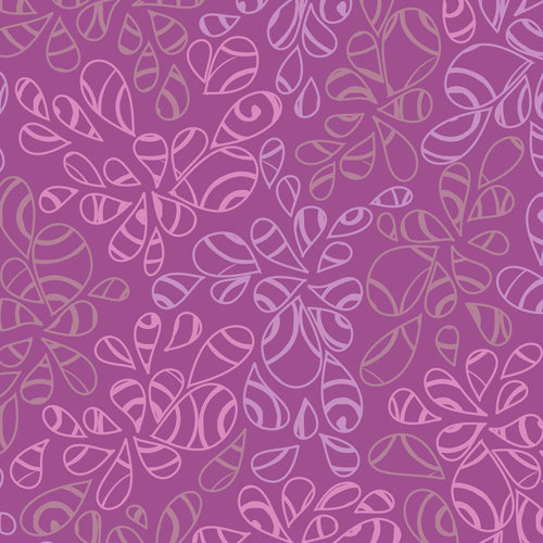 Art Gallery Fabrics Nature Elements Orchid Bloom Blender Fabric NE-110-Orchid-Bloom
