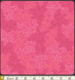 Art Gallery Fabrics Nature Elements Hot Pink Blender Fabric NE-111-Hot-Pink Scale