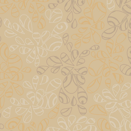 Art Gallery Fabrics Nature Elements Biscotti Blender Fabric NE-115-Biscotti