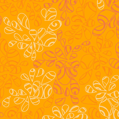 Art Gallery Fabrics Nature Elements Sweet Mango Blender Fabric NE-119-Sweet-Mango