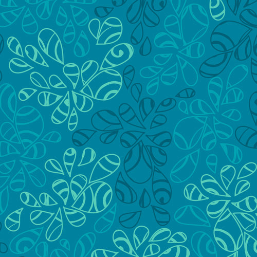 Art Gallery Fabrics Nature Elements Seawater Blender Fabric NE-123-Seawater