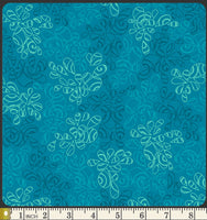 Art Gallery Fabrics Nature Elements Seawater Blender Fabric NE-123-Seawater Scale