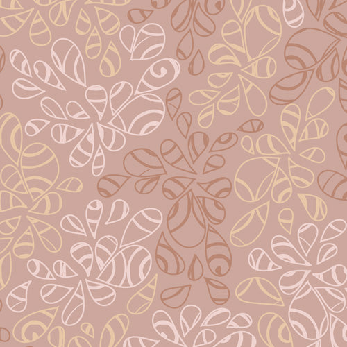 Art Gallery Fabrics Nature Elements Dusty Mauve Blender Fabric NE-124-Dusty-Mauve