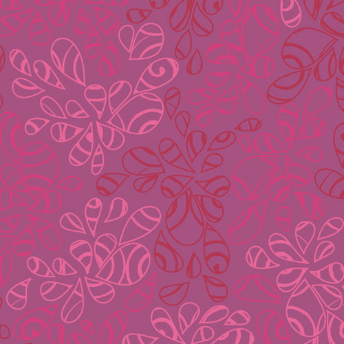 Art Gallery Fabrics Nature Elements Cyclamen Blender Fabric NE-127-Cyclamen