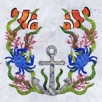 P3-2402 Anchor Wreath Block 2