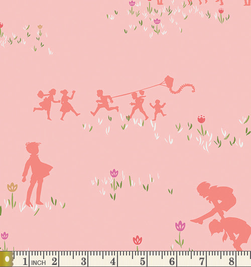Art Gallery Fabrics Playground Spy Kindness Cotton Fabric PLG-22349