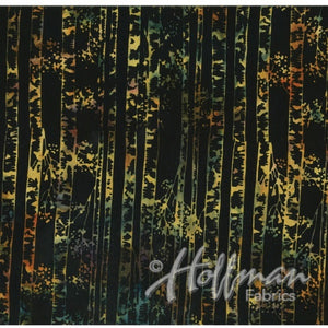 Hoffman Fabrics Multi-Color Sugar Plum Birch Tree Batik Cotton Fabric Q2141-286-Sugar Plum