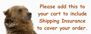 Optional Shipping Insurance for USA orders under $100