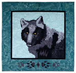 Wildfire Designs Alaska Within His Sight Applique Quilt Pattern - Beaverhead Treasures LLC