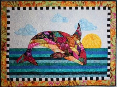 BJ Designs & Patterns Wanda Applique Quilt Pattern