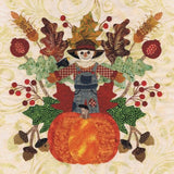 P3 Designs Baltimore Autumn BOM Applique Quilt Pattern Set