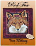 Toni Whitney Design Red Fox Applique Quilt Pattern