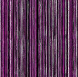 Kanvas Studio Shimmery Strands Black Berry Silver Metallic Cotton Fabric 7882P-26-Black-Berry