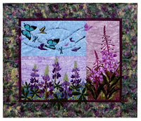 Into the Wild Combination Wall Hanging - Must Purchase All Three Patterns