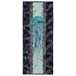Wildfire Designs Alaska Jellyfish Bloom Applique Quilt Pattern