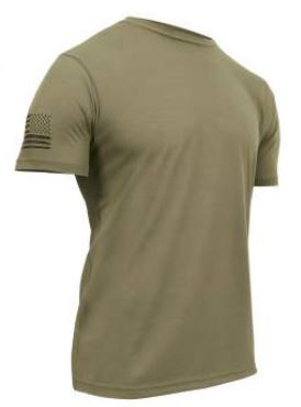 Tactical Athletic Fit Shirt