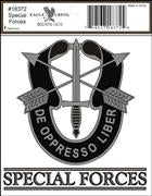 Special Forces Decal
