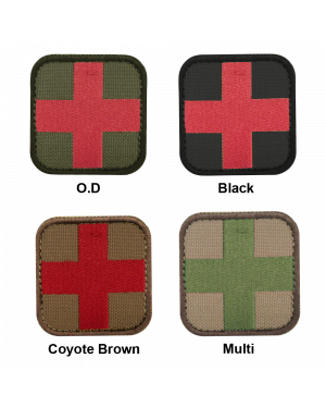 Medic Patch w Velcro