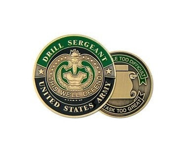 COIN DRILL SERGEANT