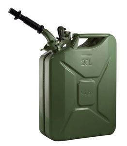 20 Liter Metal Gas Can