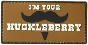Huckleberry PVC Patch