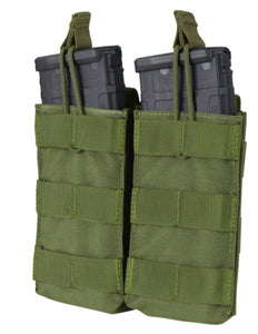 Double Open Top Mag Pouch M4 / M16