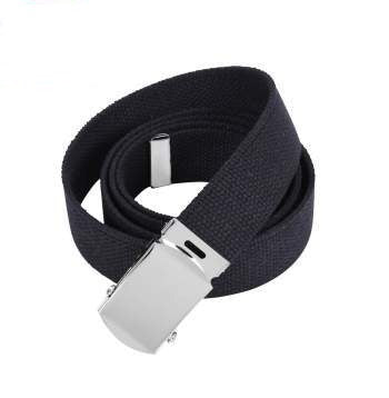 "Web Belt 64"" - Solid Color"