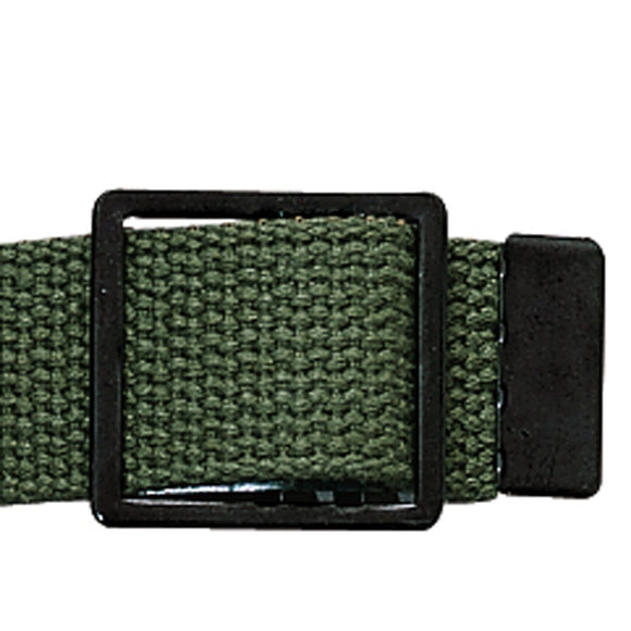 Military Belt Buckle Open Face