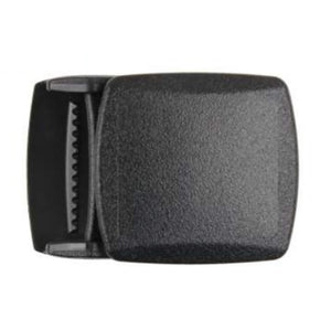 Black Plastic Web Buckle