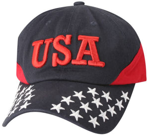 USA Cap Stars & Stripes
