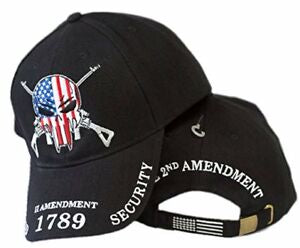 2nd Amendment Sniper Cap