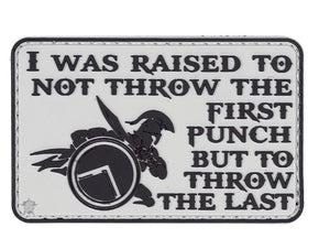First Punch Velcro Morale Patch